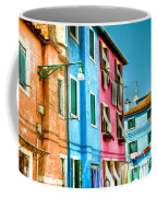 Colorful Burano Coffee Mug