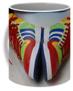 Colorful Clown Shoes Coffee Mug
