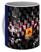 Colorful Cubed Beauty Coffee Mug