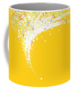 Colorful Curved Coffee Mug