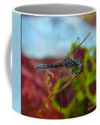 Colorful Dragon Fly Coffee Mug