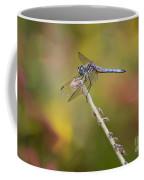 Colorful Dragonfly Dream Coffee Mug