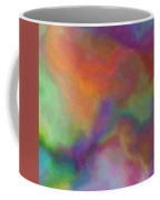 Colorful Dreams Abstract Coffee Mug