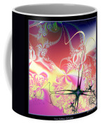 Colorful Frost Fractal 126 Coffee Mug