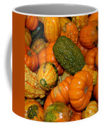 Colorful Gourds Coffee Mug