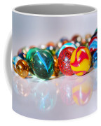 Colorful Marbles Coffee Mug