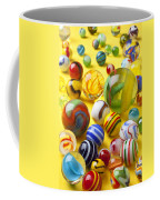 Colorful Marbles Two Coffee Mug