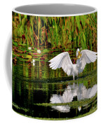 Colorful Morning At The Wetlands Coffee Mug