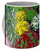 Colorful Mums Photo Art Coffee Mug