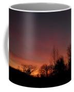 Colorful November Dawn Coffee Mug