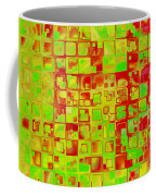 Colorful Squares II Coffee Mug