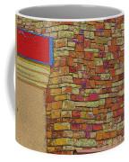 Colorful Stacked Stone Coffee Mug