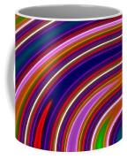 Colorful Swirls Coffee Mug