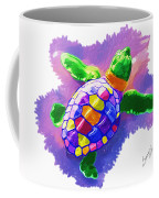 Colorful Turtle Coffee Mug