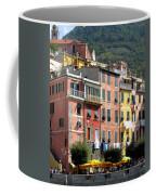 Colorful Vernazza Coffee Mug