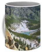 Colorful Yellowstone Valley Coffee Mug
