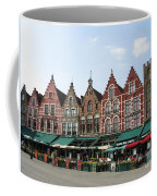 Colors Of Brugge Coffee Mug