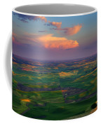 Colors Of The Palouse Coffee Mug