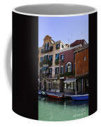 Colors Of Venice Coffee Mug