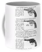 Colt Revolvers Coffee Mug