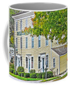 Columbian House Coffee Mug