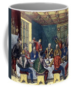 Columbus And The Egg Coffee Mug