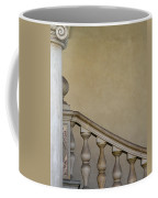 Column And Stairway At Wawel Castle In Krakow Poland Coffee Mug