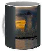 Column Over Sanibel Coffee Mug