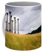 Columns 2 Coffee Mug
