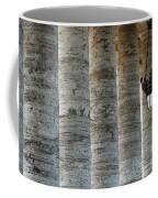 Columns And Hanging Lamp Coffee Mug