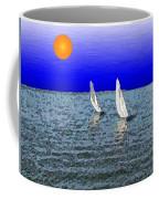 Come Sail Away With Me Coffee Mug