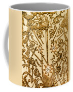 Comet, 1665 Coffee Mug