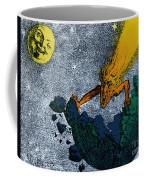 Comet Apocalypse, 1857 Coffee Mug