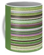 Comfortable Stripes Lv Coffee Mug