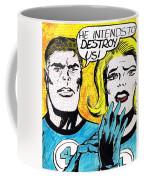 Comic Strip Coffee Mug