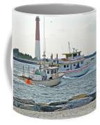 Coming Home - Barnegat Inlet Nj Coffee Mug
