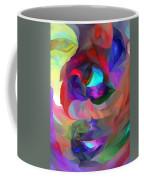 Coming To Consciousness Coffee Mug