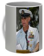 Command Master Chief Bryan Yarbro Coffee Mug