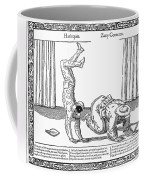Commedia Dellarte Coffee Mug
