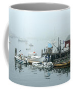 Commercial Lobster Dock Coffee Mug