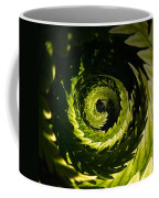 Common Polypody Swirl Coffee Mug