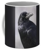 Common Raven, Jasper National Park Coffee Mug