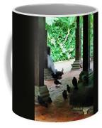 Communing With The Birds Coffee Mug