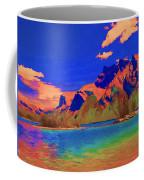 Complementary Mountains Coffee Mug