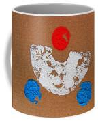 Composition Auto Coffee Mug