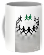 Conceptual Situation Coffee Mug by Photo Researchers, Inc.