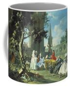 Concert In A Garden Coffee Mug