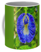 Conch Flower Coffee Mug