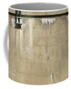 Concrete And Metal Coffee Mug