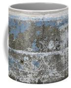 Concrete Blue 1 Coffee Mug